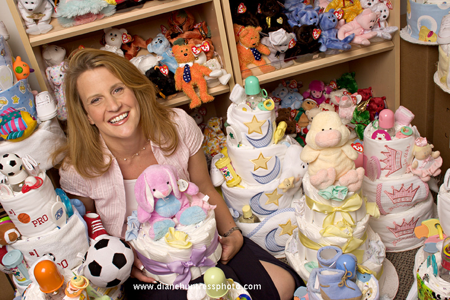 Charlotte Fowkes of Baby Cakes