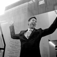 Kynton Chan at the MCA Denver