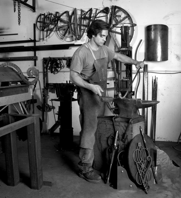 Patrick Pusateri, metalsmith