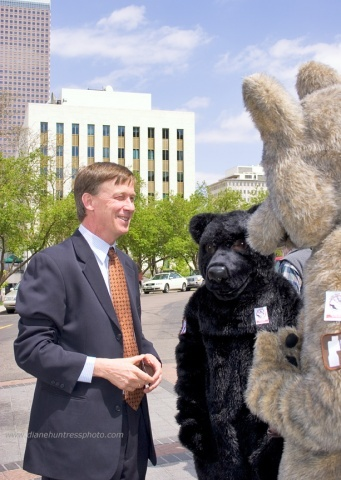 Denver Mayor now Governor John Hickenlooper