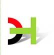 Diane Huntress LoGo with green line