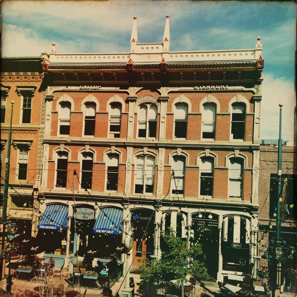 Historic Building LoDo