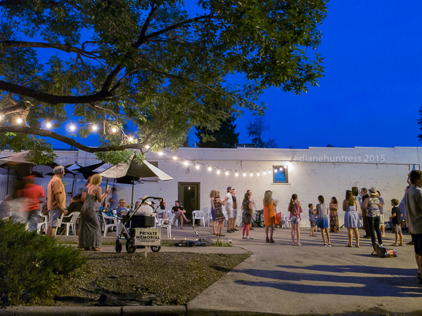 summer evening event