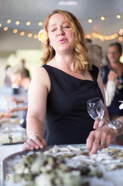 Sommelier, woman, tasting