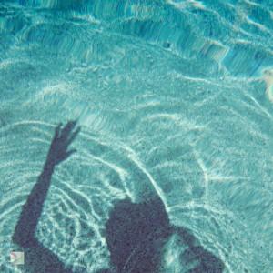 hand, water, photo