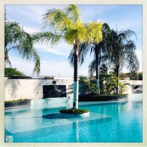 pool, serene, aqua